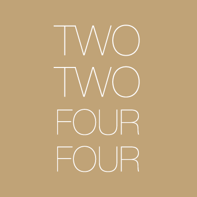 Two Two Four Four